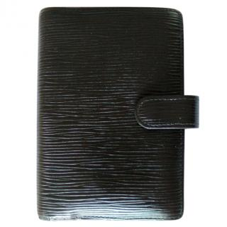 Louis Vuitton Diary Cover Agenda PM in Epi Leather.