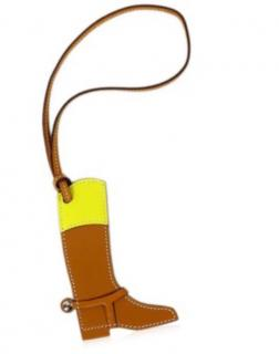 Hermes Boot Charm With Box