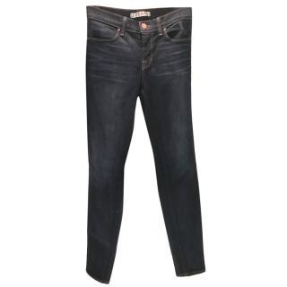 J Brand blue denim jeans