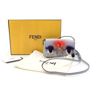 Fendi micro 'Baguette' Bag Bugs crossbody bag