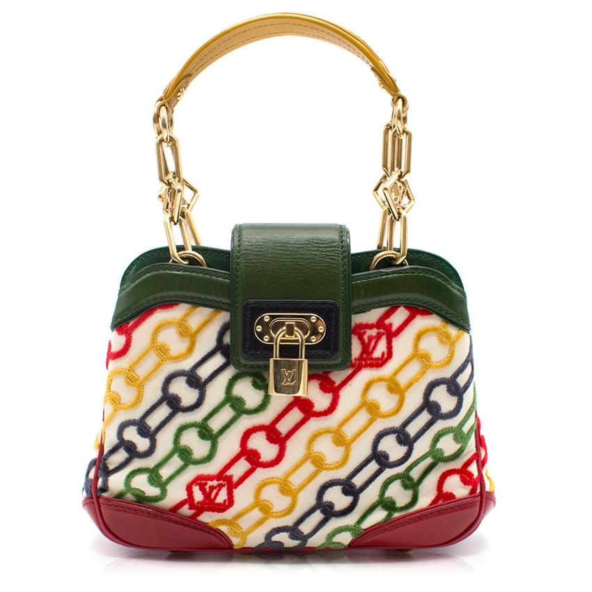 Louis Vuitton 'Mini Linda' Limited Edition Chain Bag