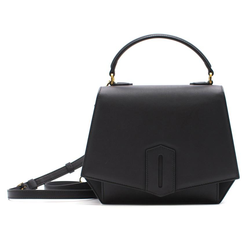 Byredo black small seema satchel bag