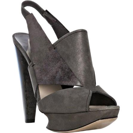 Nicholas Kirkwood Burma metallic high heels