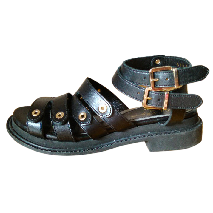 Robert Clegerie leather sandals