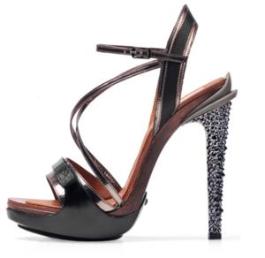 Lanvin Opanca Crystal embellished heels