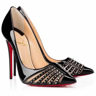Christian Louboutin Bereta 120 Pumps