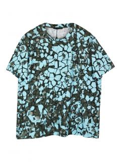 Christopher Kane rubble print T-shirt