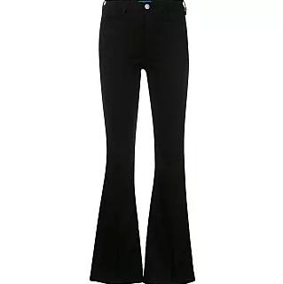 MIH Indigo Marrakech kick-flare jeans