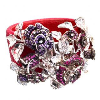 Ambrosia Couture Rose Stingray Cuff