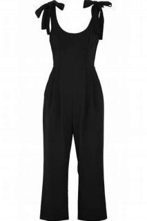 Rebecca Valance black jumpsuit