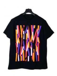 Christopher Kane broken bolster frame t-shirt