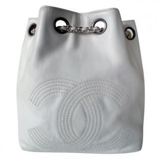 Chanel Bucket Bag/ Backpack.