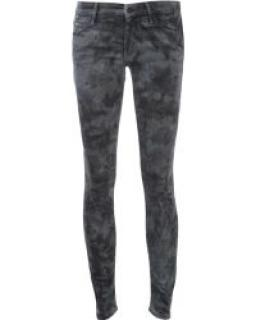 Mother 'The Looker' Spontaneous Combustion skinny jeans