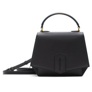 Byredo black small seema satchel bag