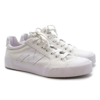 Zimmermann classic white trainers