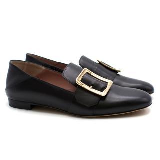 Bally Black Janelle Loafers