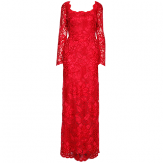 Dolce & Gabbana Satoria Collection Lace Gown