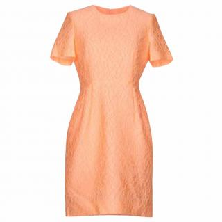 Jonathan Saunders Helen Textured crepe Dress