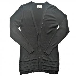 Essentiel Antwerp long v-neck cardigan