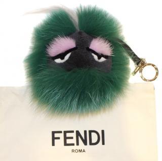 Fendi Fur Monster Bag Charm