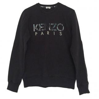 Kenzo 'Paris' Jersey Sweatshirt