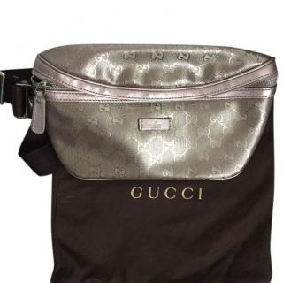 Gucci Metallic Bumbag