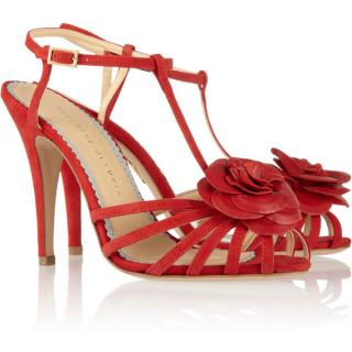 Charlotte Olympia Rosa sandals