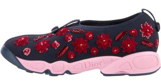 Dior Navy Fusion Sneakers