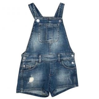 Gucci boys kids denim jeans dungarees