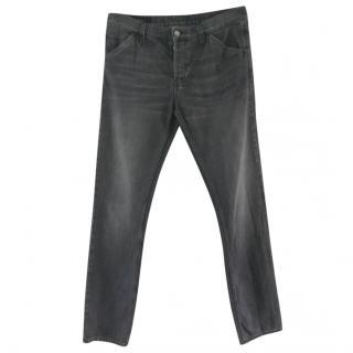 GUCCI Grey Fade Jeans