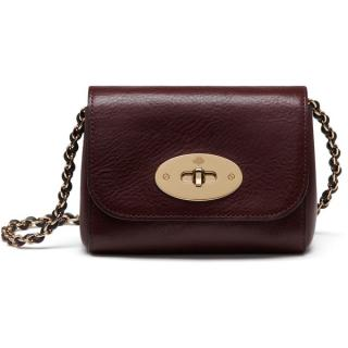 Mulberry Mini Lily in Oxblood