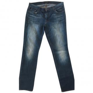 J Brand Mid Rise Jeans