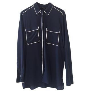 Stella McCartney silk printed shirt