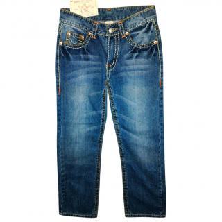 True Religion Joey Super T Jeans