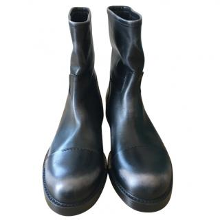 Prada Men's Brown Boots