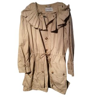 Viktor & Rolf  Pleated Neck Parka