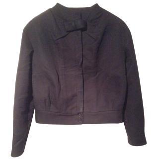 Viktor & Rolf bomber jacket black with light padding