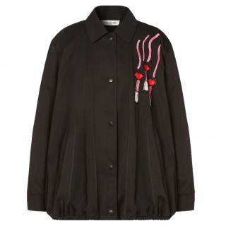 Valentino SS18 Lipstick Jacket
