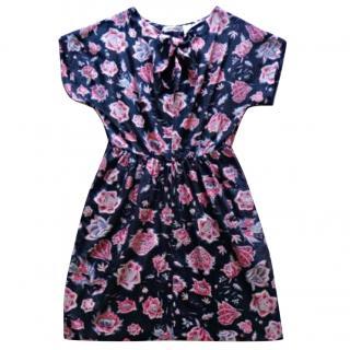 Isabel Marant Floral Gathered Dress