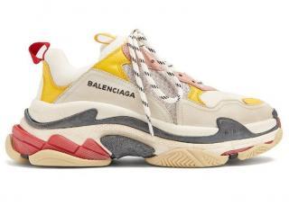 Balenciaga Triple S spring colourway Sneakers