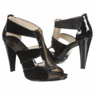 Michael Michael Kors Berkley patent sandals