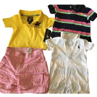 Ralph Lauren baby boy clothes