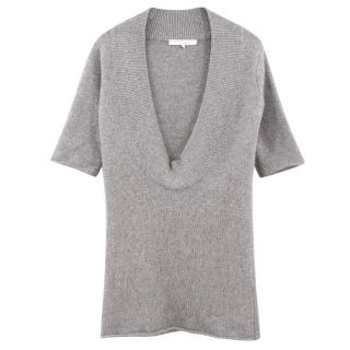 Phillip Lim cashmere blend knitted top