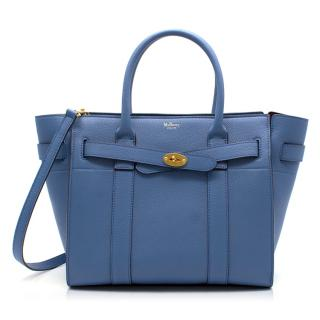 Mulberry small zipped bayswater classic grain bag
