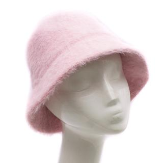 Charlotte Simone knitted bucket hat
