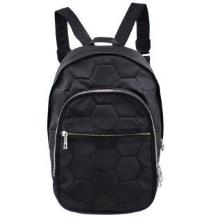 Balr Leather Football Design Backpack