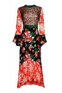 Rixo Chrissy dress m