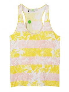 Stella McCartney multicolour floral print vest