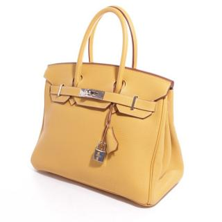 Hermes Sable 30cm Birkin Bag