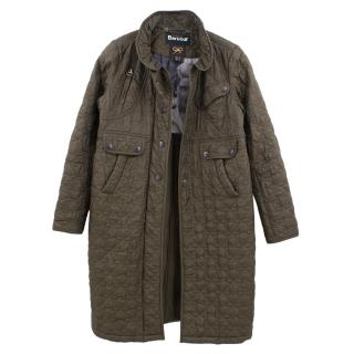 Barbour x Anya Hindmarch Quilted Coat